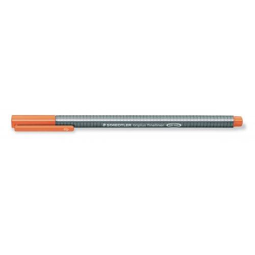 """Liner """"Triplus 334"""", oranžová, 0,3mm, STAEDTLER"""