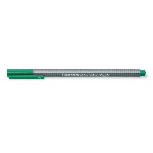 """Liner """"Triplus"""", zelená, 0,3mm, STAEDTLER"""
