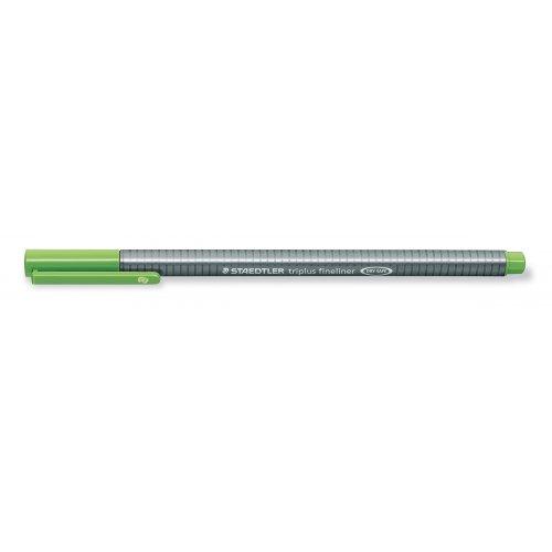 """Liner """"Triplus"""", světle zelená, 0,3mm, STAEDTLER"""