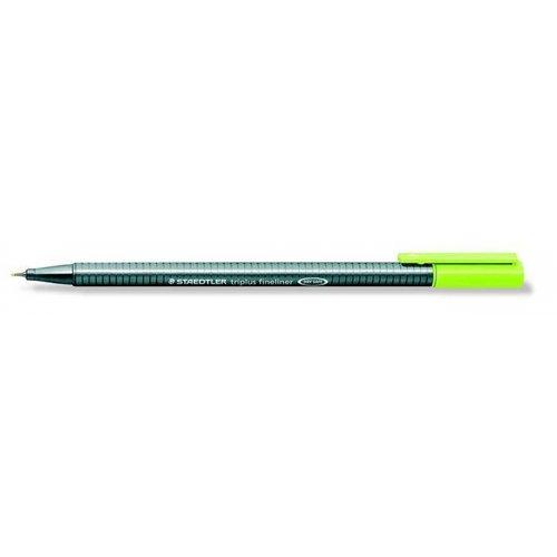 """Liner """"Triplus 334"""", limetkově zelená, 0,3mm, STAEDTLER"""