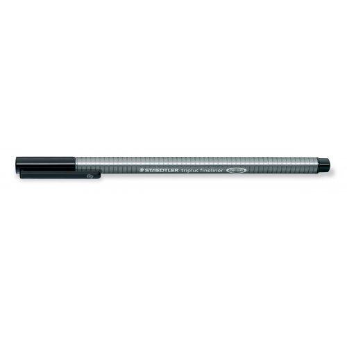 """Liner """"Triplus 334"""", černá, 0,3mm, STAEDTLER"""