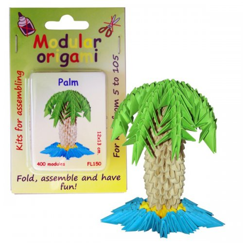 Origami sada - Palma