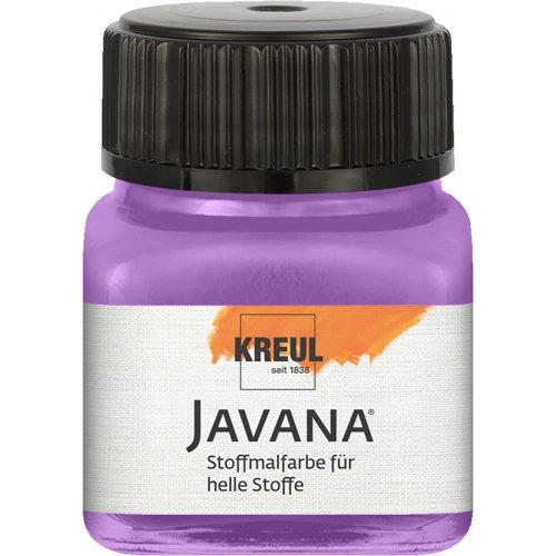 Barva na světlý textil JAVANA 20 ml lila
