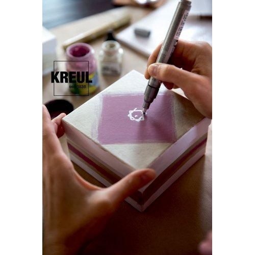 Akrylová barva matná KREUL 20 ml tmavě hnědá - CK755_470_image3.jpg