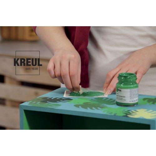 Akrylová barva matná KREUL 20 ml olivová zelená - CK752-image5.jpg