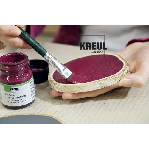 Akrylová barva matná KREUL 20 ml olivová zelená - CK755 79422-image4.jpg