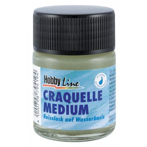 Kraklovací lak HOBBY LINE 50 ml