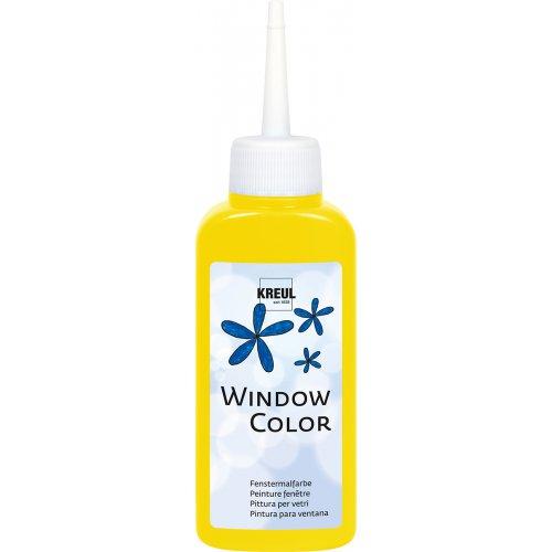 Barva na sklo WINDOW COLOR 80 ml sluneční žlutá