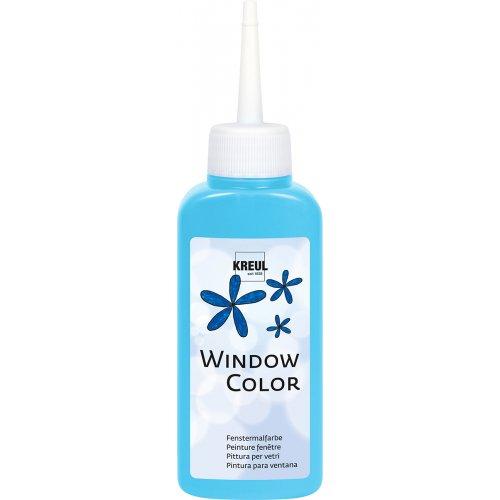 Barva na sklo WINDOW COLOR 80 ml světle modrá