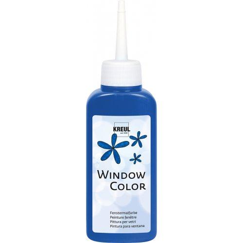 Barva na sklo WINDOW COLOR 80 ml královská modrá