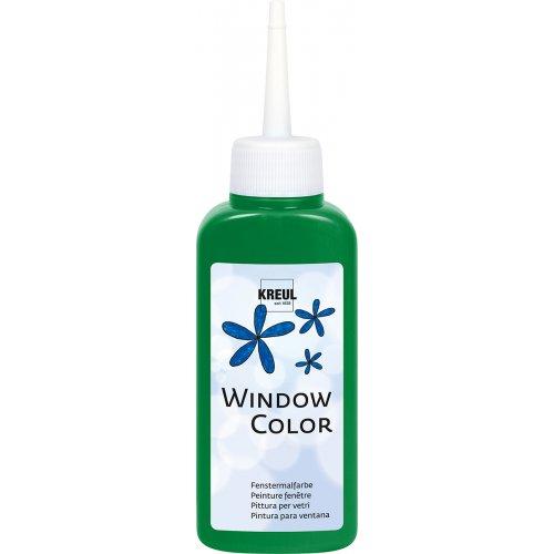 Barva na sklo WINDOW COLOR 80 ml májová zelená