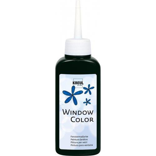 Barva na sklo WINDOW COLOR 80 ml černá