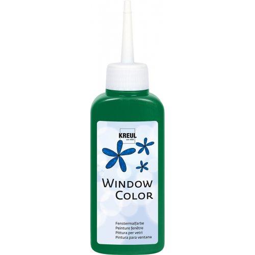 Barva na sklo WINDOW COLOR 80 ml zelená