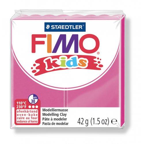 Fimo kids 42g - dětská modelovací hmota fuchsiová