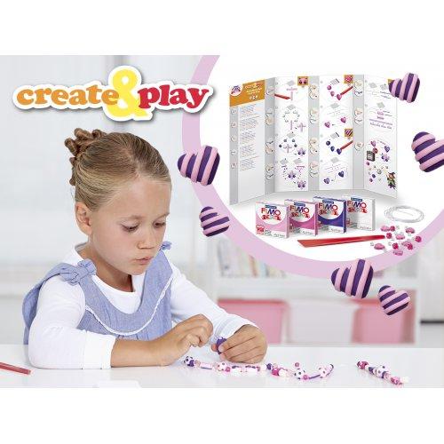 Sada Fimo kids Create & Play srdce - 803301-image2.jpg