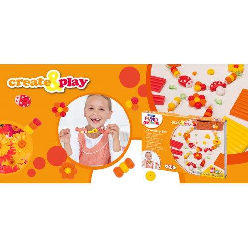 Sada Fimo kids Create & Play květiny - 803302-image2.jpg