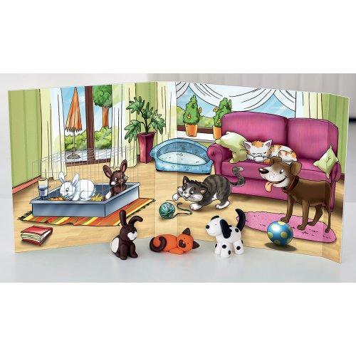 Sada Fimo kids Form & Play Mazlíčci - 803402-image3.jpg