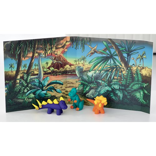 Sada Fimo kids Form & Play Dinosauři - 803407-image9.jpg