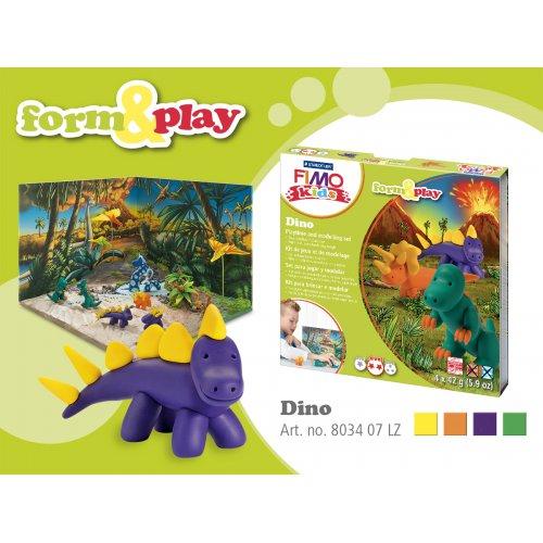 Sada Fimo kids Form & Play Dinosauři - 803407-image3.jpg