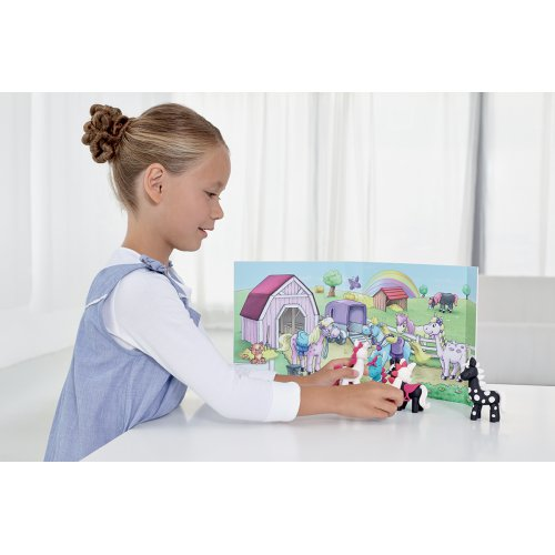 Sada Fimo kids Form & Play Poníci - 803408-image6.jpg