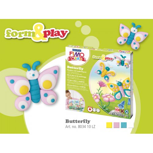 Sada Fimo kids Form & Play Motýlci - 803410-image2.jpg