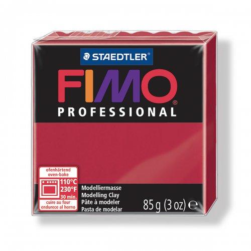 FIMO Professional KARMÍNOVÁ 85 g