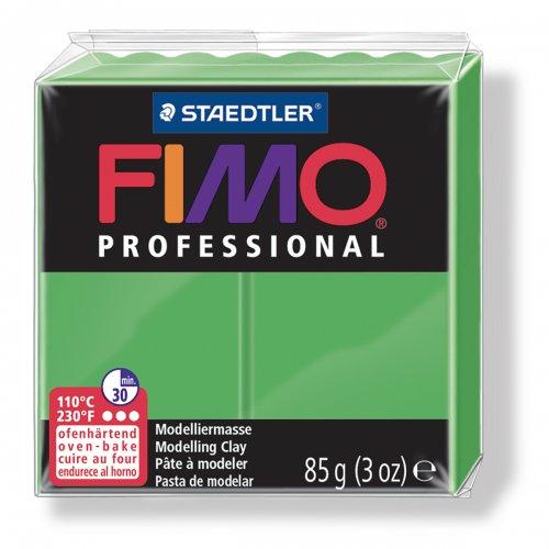 FIMO Professional TRÁVOVĚ ZELENÁ 85 g
