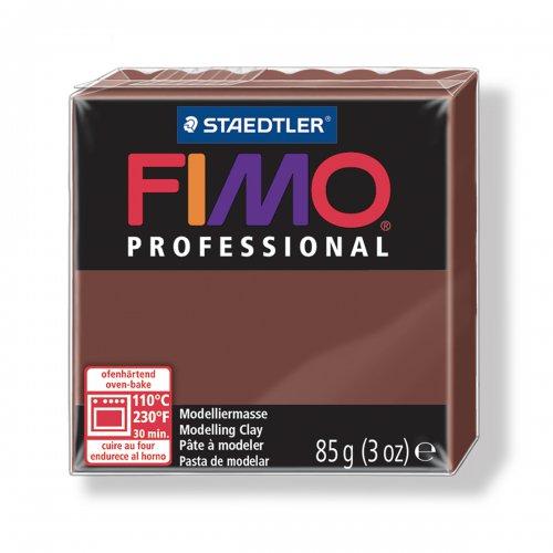 FIMO Professional ČOKOLÁDOVÁ 85 g