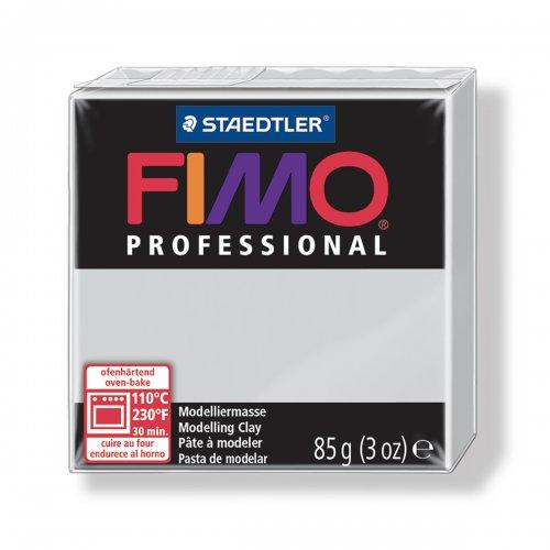 FIMO Professional DELFÍNÍ ŠEDÁ 85 g