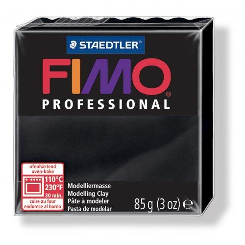 FIMO Professional ČERNÁ 85 g