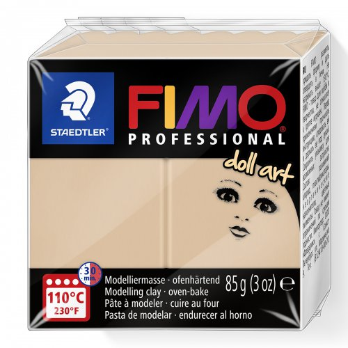 FIMO professional DOLL ART 85 g PÍSEK