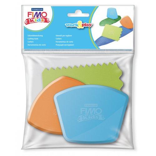Fimo kids - Řezací a texturovací nástroje
