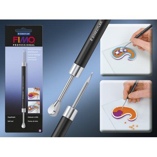 FIMO professional nástroj - Dvojité kulovité zakončení - 871103-image4.jpg