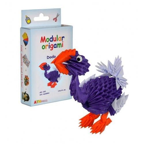 Origami sada - Dodo