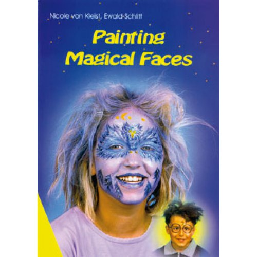 Kniha - Painting Magical Faces