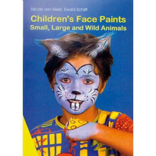Kniha - Childrens Face Paints