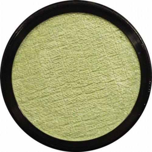 Barva na obličej 12 ml Perleťová Světle zelená