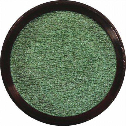 Barva na obličej 12 ml Perleťová Zelená candy