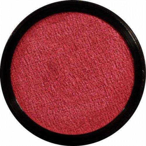 Barva na obličej 12 ml Perleťová Jahodově červená