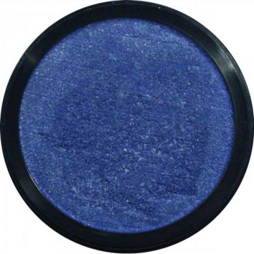 Barva na obličej 20 ml Perleťová Námořní modrá