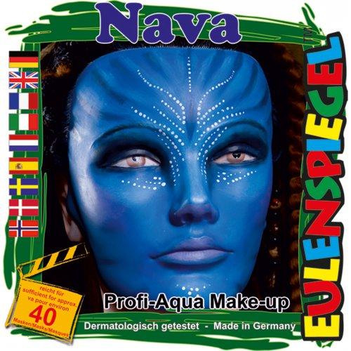 Sada barev na obličej - Nava