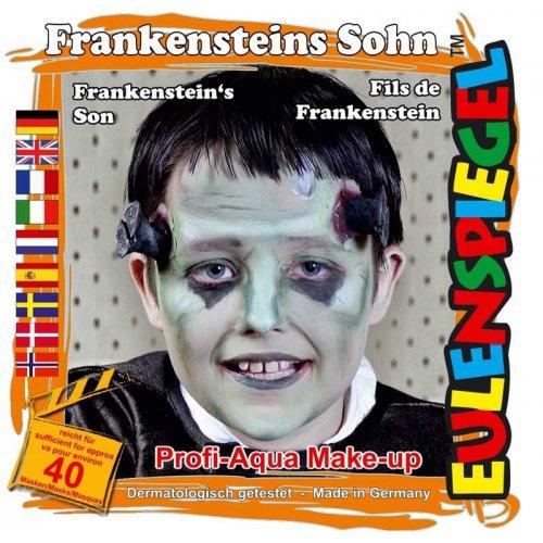 Sada barev na obličej - Syn Frankensteina