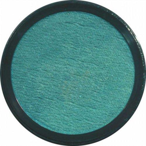 Barva na obličej 3,5 ml Perleťová modrá laguna