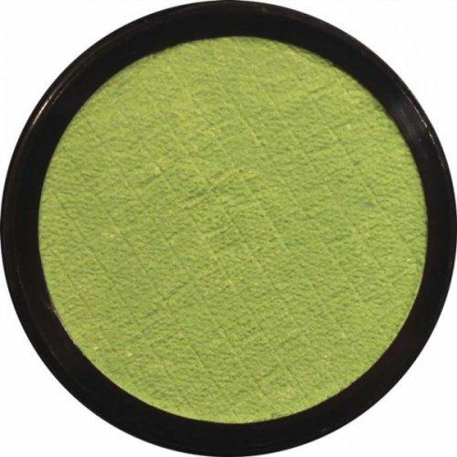 Barva na obličej 3,5 ml Perleťová čarodějnická zelená