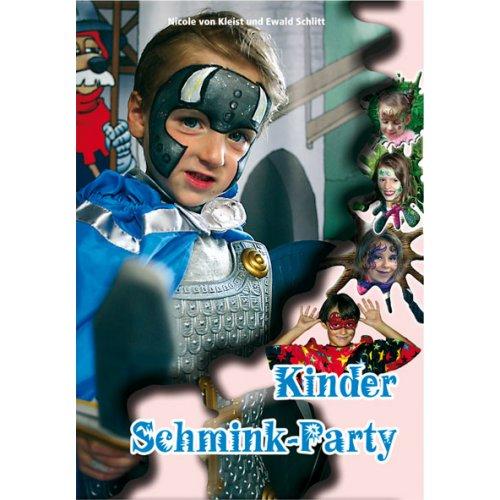 Brožura Malování na obličej - Dětská párty