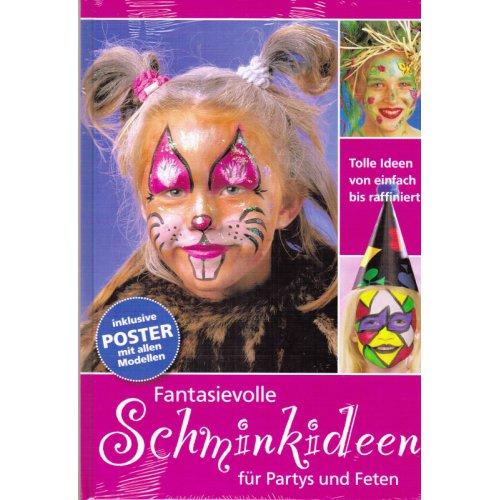Kniha Malování na obličej - Motivy fantasie