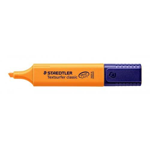 """Zvýrazňovač """"Textsurfer classic 364"""", oranžová, 1-5mm, STAEDTLER"""