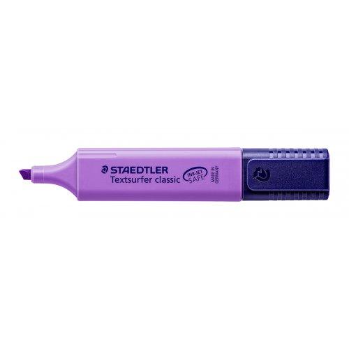 """Zvýrazňovač """"Textsurfer classic 364"""", fialová, 1-5mm, STAEDTLER"""
