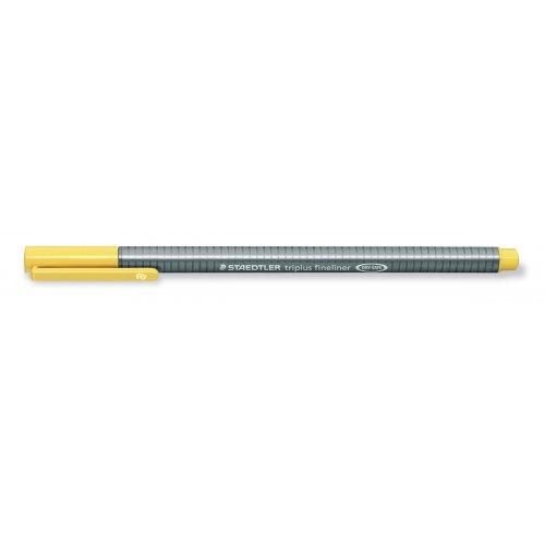 """Liner """"Triplus 334"""", žlutá, 0,3mm, STAEDTLER"""