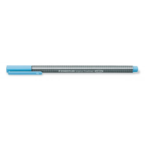 """Liner """"Triplus 334"""", aqua modrá, 0,3mm, STAEDTLER"""
